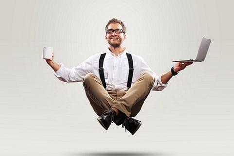 Stress adé! Tipps für mehr Gelassenheit am Arbeitsplatz