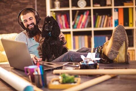 Home Office:  Fluch oder Segen? Podcast-Folge 7