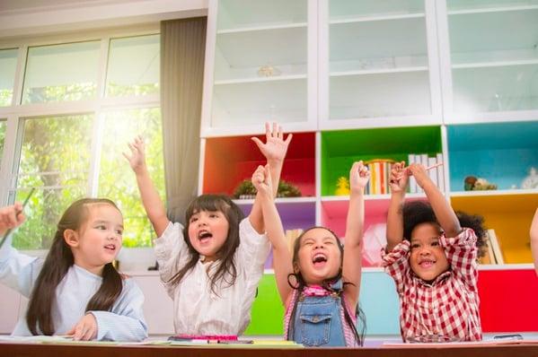 Was wir von Kindern lernen koennen