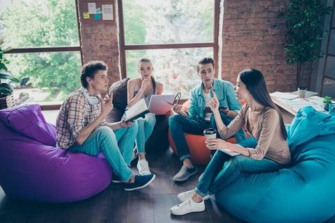 Die sechs Gebote für Social Learning