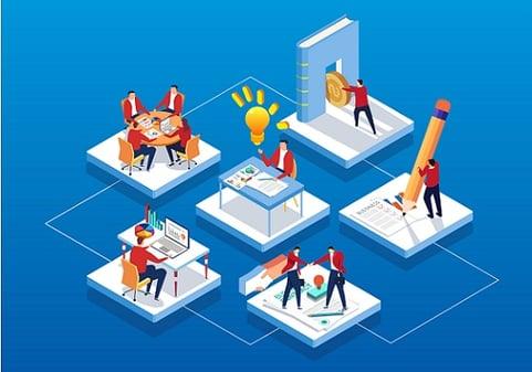 Agile Organisationen: Merkmale und Tipps