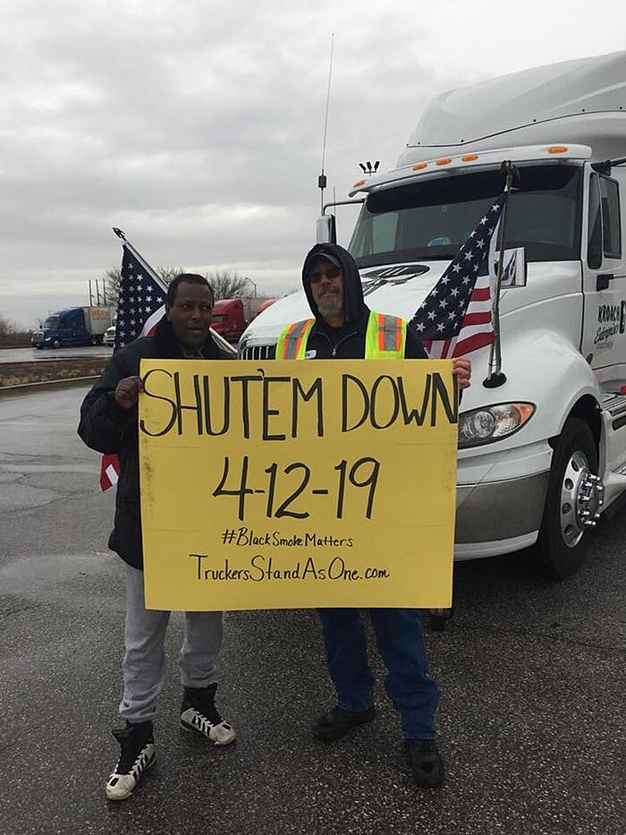 Trucker Shutdown is Looming
