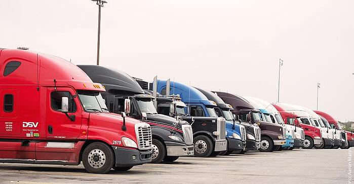 Lack of Truck Parking is a Costly Issue