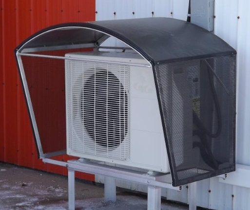 Protect Your Outdoor Heat Pump From Heavy New England Snow