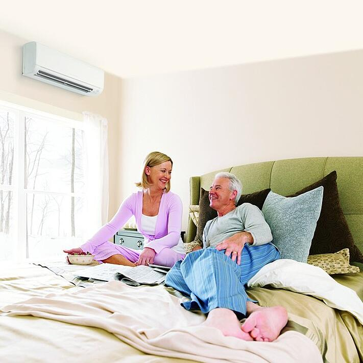 Mitsubishi Ductless Installation in Boston MA