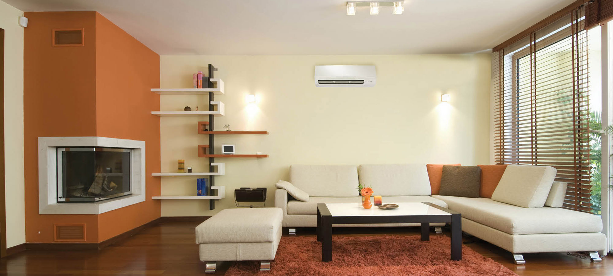 Best air conditioning for a Boston area family room.