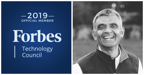 Arshad Noor, CTO of StrongKey, accepted into Forbes Technology Council