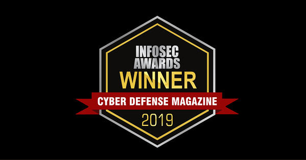 StrongKey Awarded Cyber Defense Magazine InfoSec Award 2019 for Leading Edge Encryption