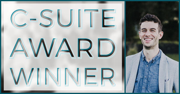 Jake Kiser, COO of StrongKey, Honored with 2019 C-Suite Award by the Triangle Business Journal