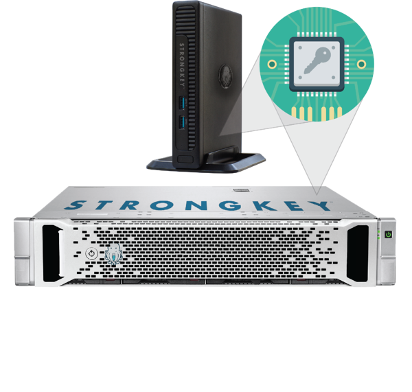 StrongKey Expands Market Share with Tellaro Line ofData Security Appliances