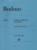 Brahms Sonatas For Violin and Piano