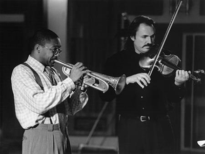 Mark O'Connor and Wynton Marsalis