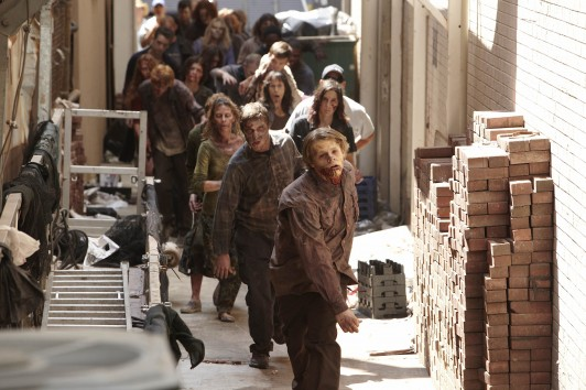 The Walking Dead zombies 532x354 resized 600