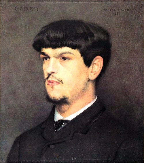 Happy (Belated) Birthday, Claude Debussy!