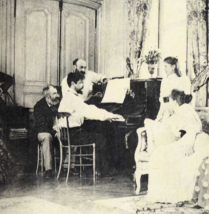 The Love Life of Claude Debussy