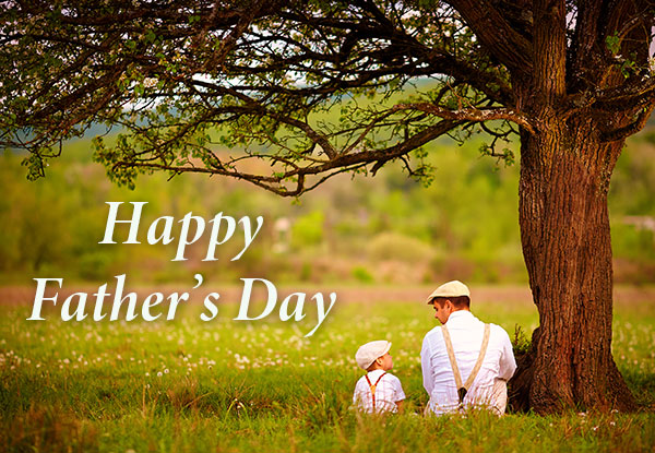 Happy Father's Day from SHAR Music