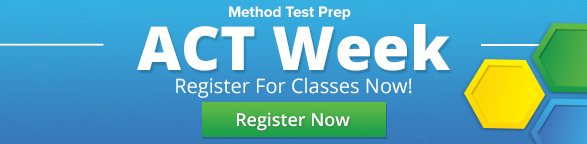Method Test Prep ACT Week