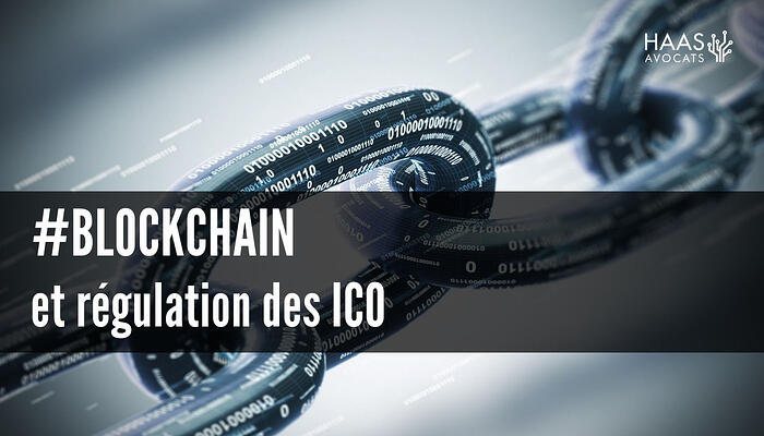 Blockchain et regulation des ICO