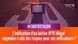 Quels sont les risques à utiliser un boîtier IPTV illégal ?