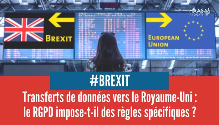 Brexit et transfert donnees version 2