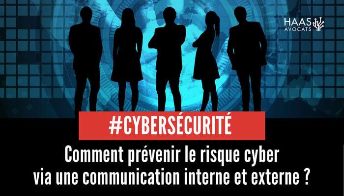 Communication et risque cyber