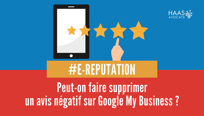 E-reputation et avis google