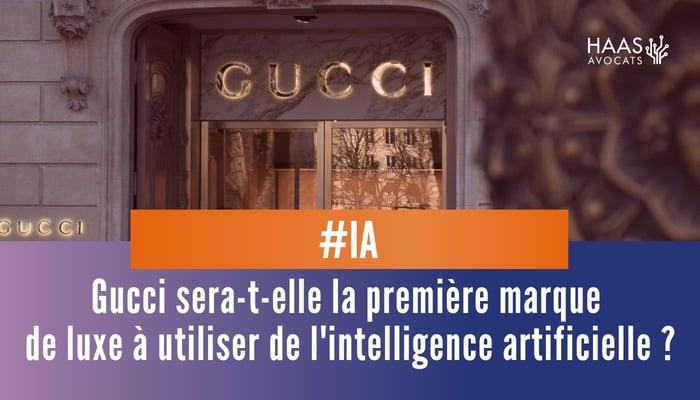 IA dans l industrie du luxe