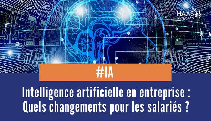 IA en entreprise et salaries