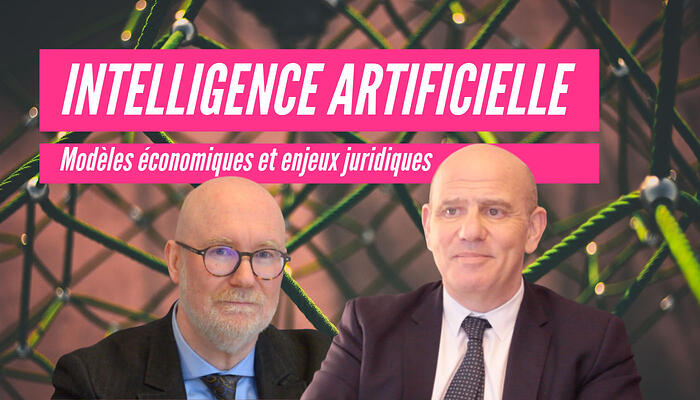 IA modeles economiques et enjeux juridiques