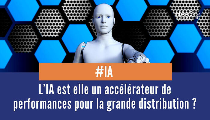 Intelligence artificielle et grande distribution