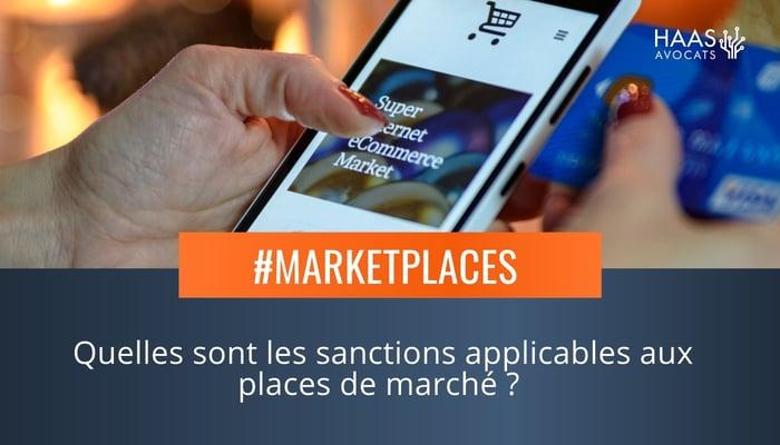 Quelles Sanctions Pour Les Marketplaces