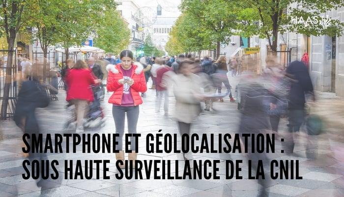 RGPD Geolocalisation marketing