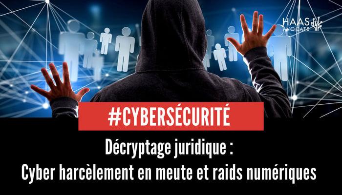decryptage Cyber harcelement et raid