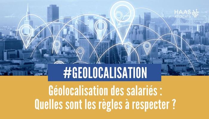 geolocalisation et salaries