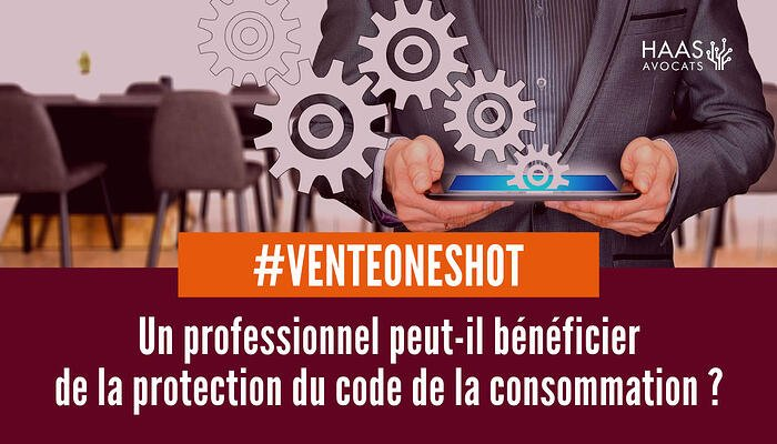 vente one shot et professionnels