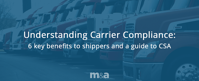 Understanding Carrier Compliance