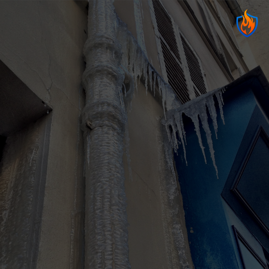 What to Do After Pipes Freeze In Your Building