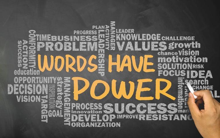 wordshavepower