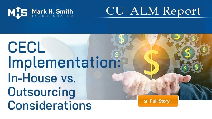 CECL Implementation-In-House vs. Outsourcing Considerations
