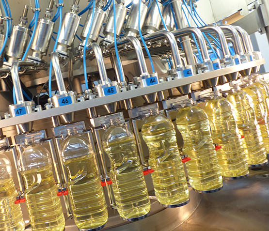 bottle filling machine - filling techniques for edible oil