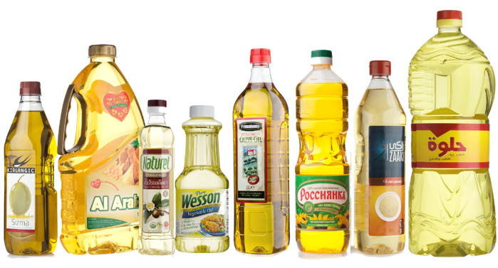 edible oil bottle packaging