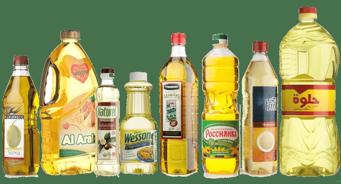 edible oil bottle packaging