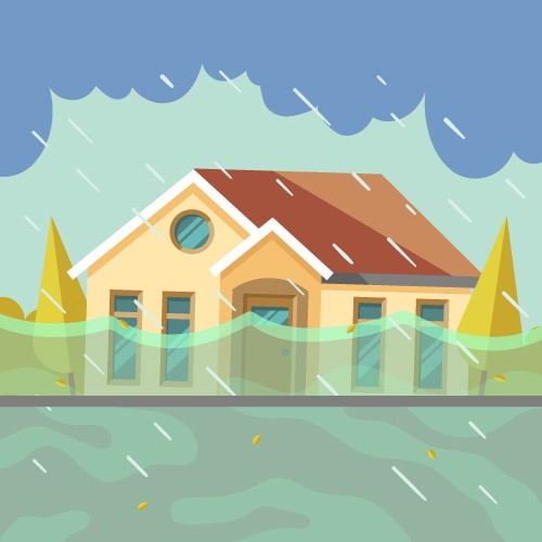 Five Reasons to Add Flood Insurance