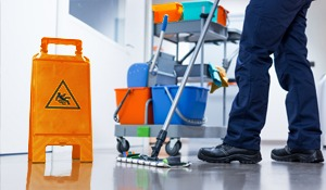 NEEE to Host Janitorial Services Webinar on 11/19