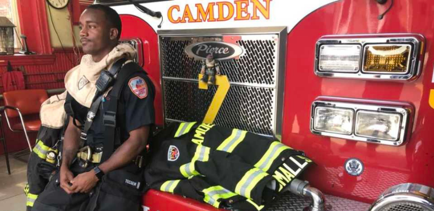 2018-09-24 Camden Fire Department Strives to Protect Its Firefighters from Carcinogen Exposure