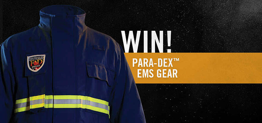 2018-10-11 FDX Announces EMS Gear Monthly Giveaway