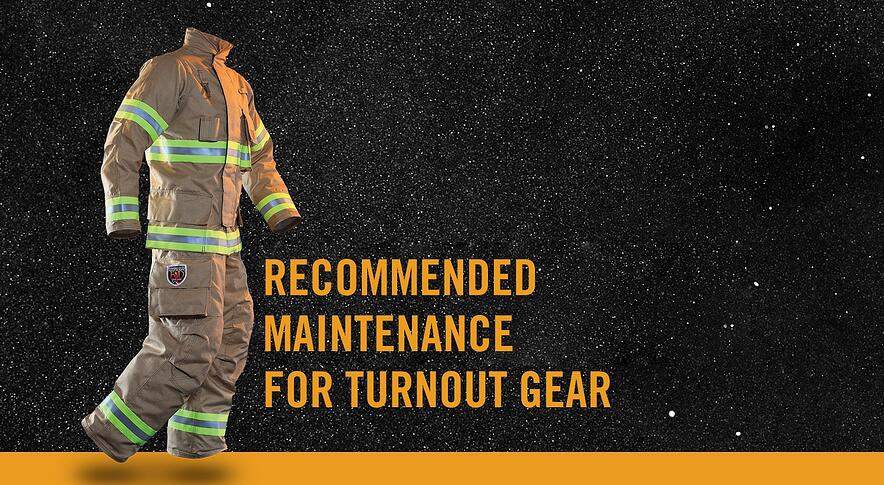 2018-10-29 Recommended Maintenance for Turnout Gear