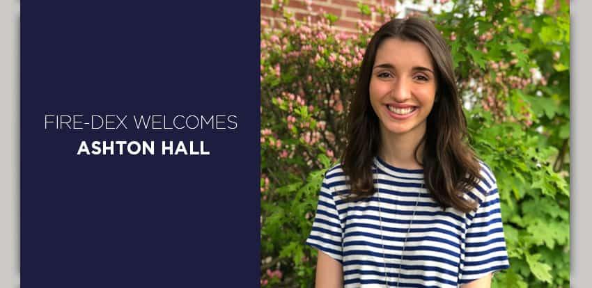 Ashton Hall, Marketing Coordinator