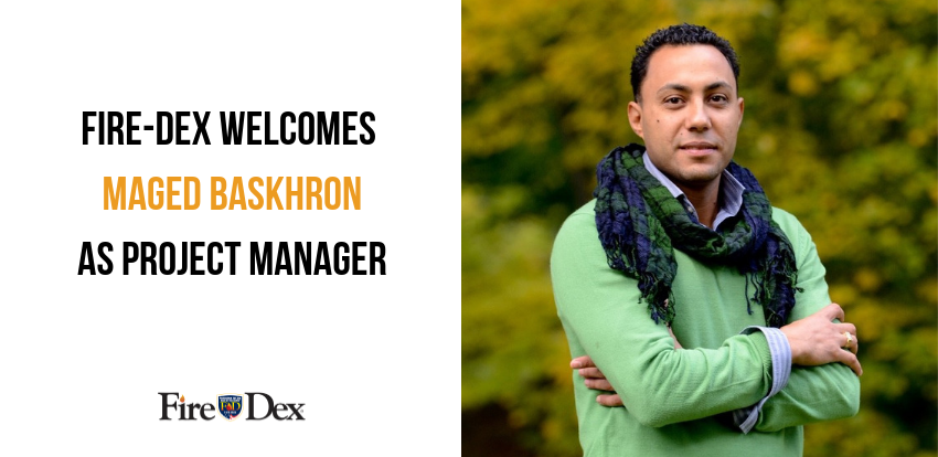 New Employee Welcome - Maged -1