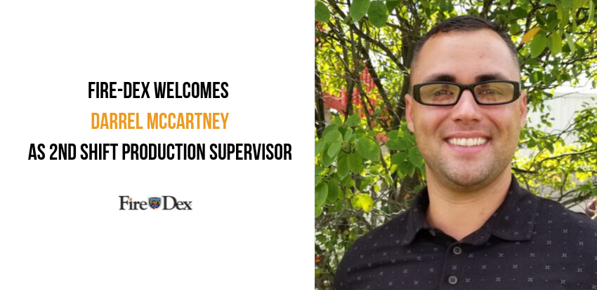 Employee Welcome- Darrel McCartney
